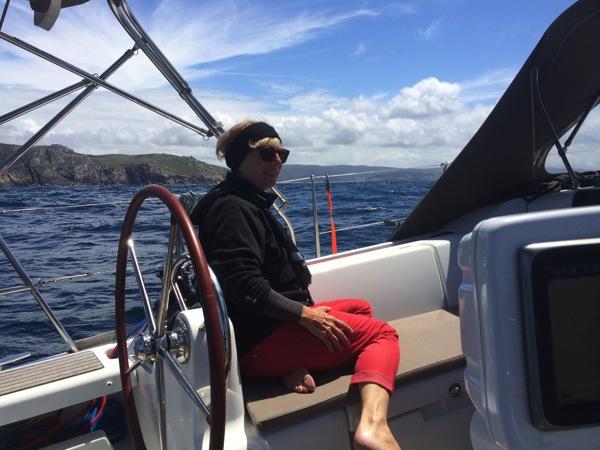 Land Ahoy  Spain