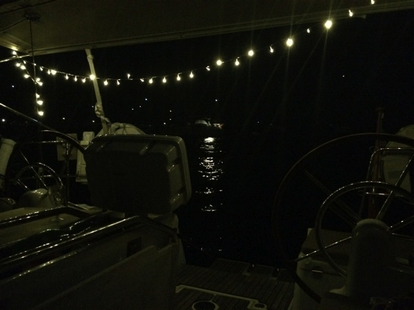 Night at Anchor