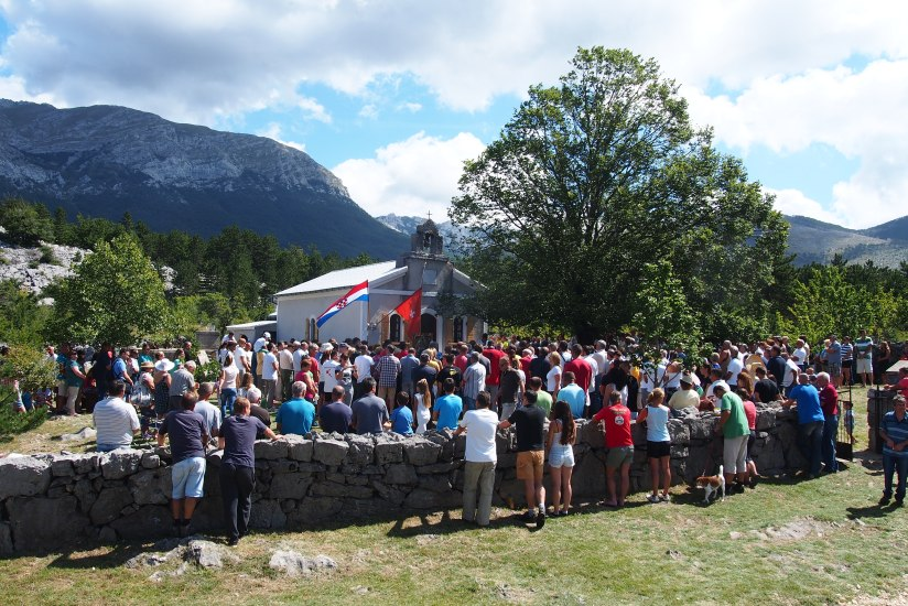 Celebrations in the Velebit Mountains – Feast of theAssumption
