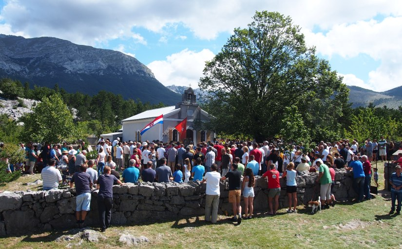 Celebrations in the Velebit Mountains – Feast of the Assumption