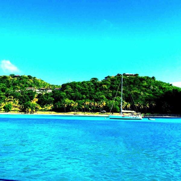 Tobago Cays  The Cut