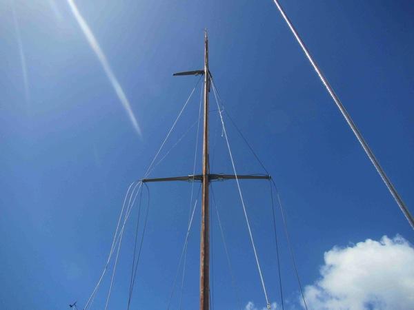 Broken Mast 2