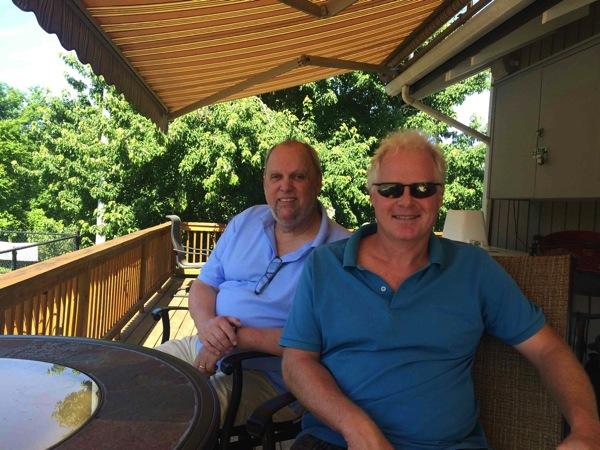 With David Taylor