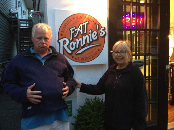 Fat Ronnie s