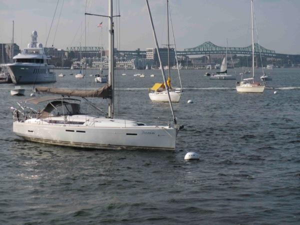 Anchored In Boston