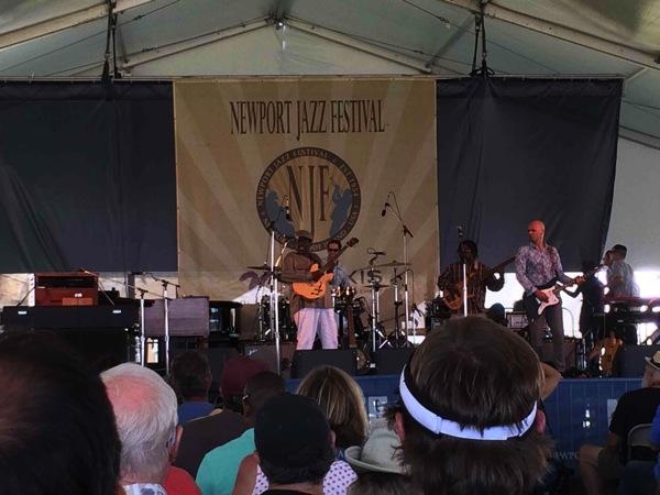 Jazz  Blues Tent