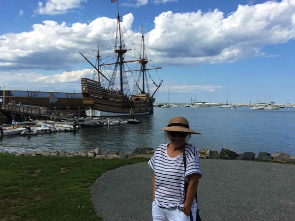 The Mayflower