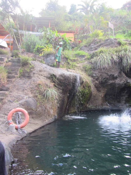 Waterfall Jump  after