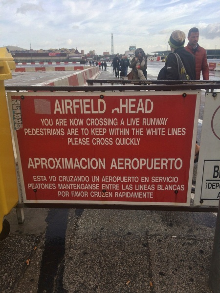 Airfield Ahead