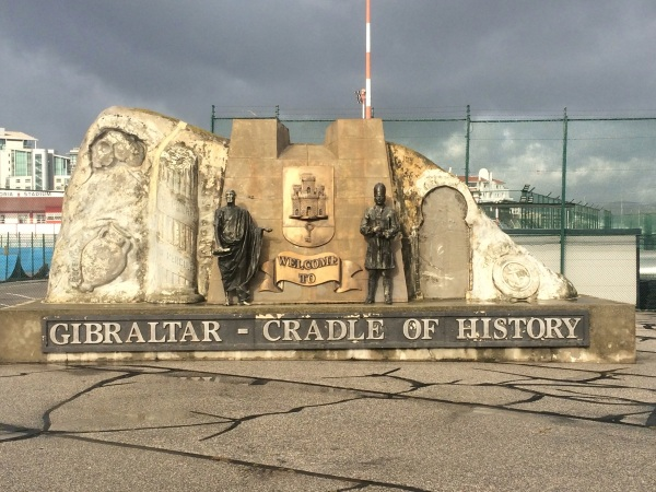 Gibraltar Cradle of History