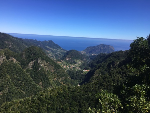 Madeira Hiking View