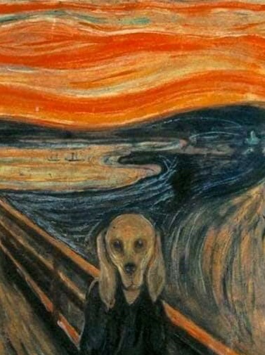 Munch s Spaniel
