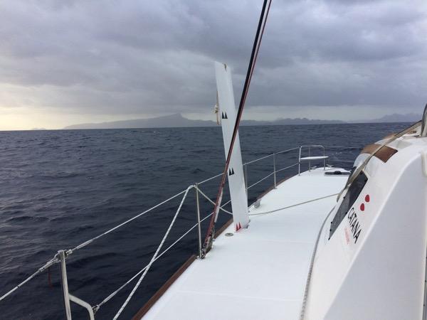 Land Ahoy  Cape Verde