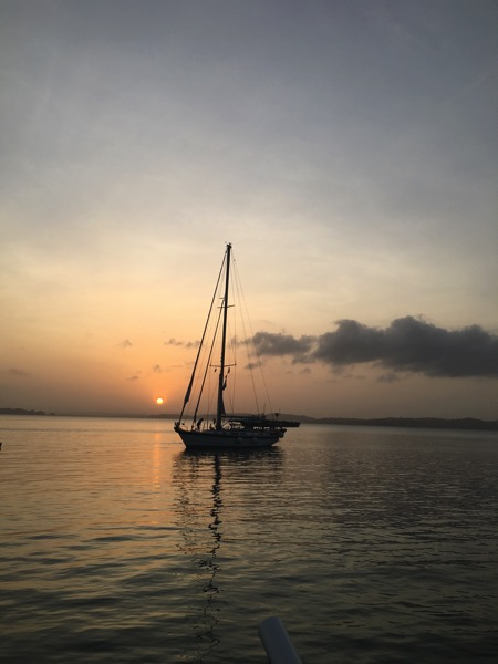Gatun Lake Sunrise