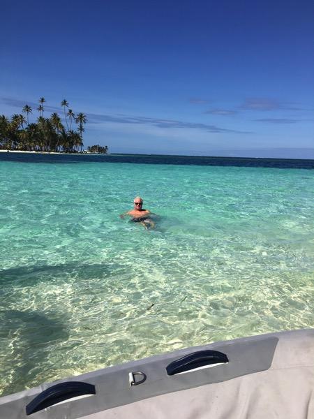 Lagoon Ju Swim