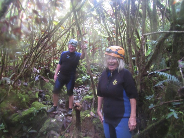 23 Jungle trek