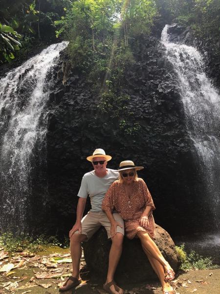 8 Double waterfall