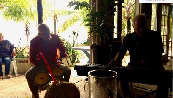 Huahine Jazz Festival